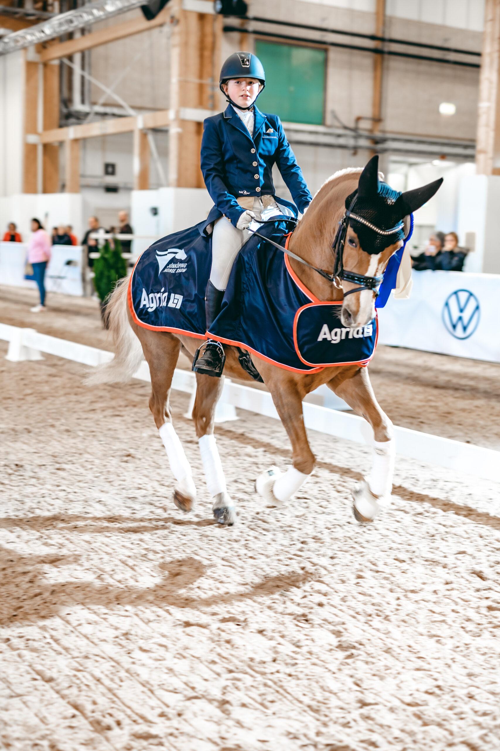 Anslutningsavgifter till årets Jönköping Horse Show