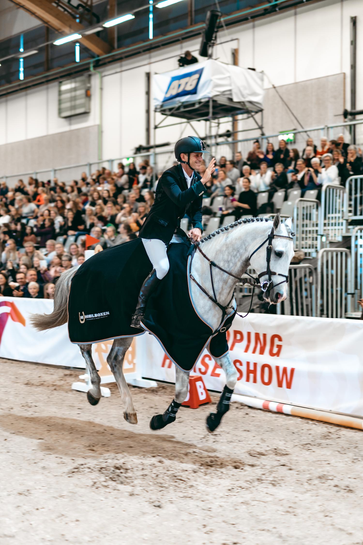 Jönköping Horse Show 28 oktober – 1 november ställs in.