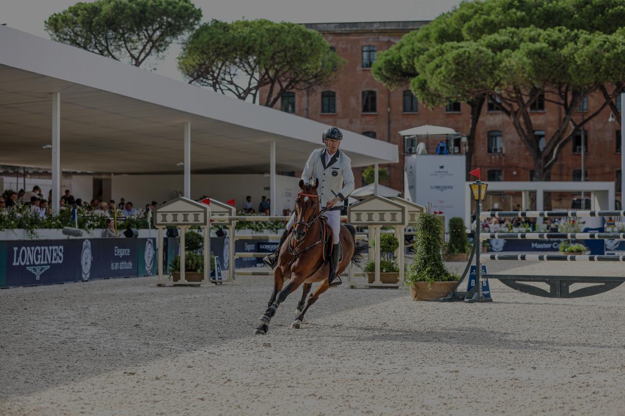 H&M We Love Horses presenterar scensamtal med Peder Fredricson | Jönköping Horse Show 2021