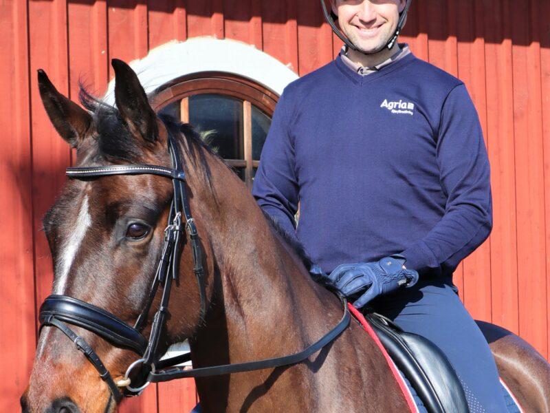 Agria Djurförsäkring presenterar | Föreläsning – Hållbar träning för ridskolehästar