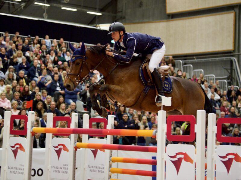 Kvalificerade seniorer | Jönköping Horse Show 2021